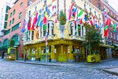 The Oliver St. John Gogarty Bar
