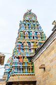 Jambukeswarar temple in Tiruchirapalli