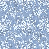 lacy seamless pattern