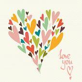 Happy Valentine's Day Card.