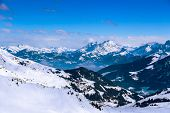 Views of the Diablerets, Switzerland