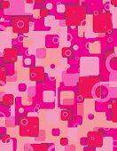 Pink Magenta Retro Texture