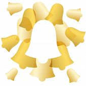 Peal Of Bells Golden