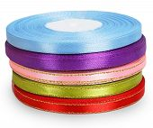 Bright Spools Satin Ribbons