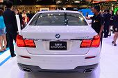 Nonthaburi - December 1: Bmw Activehybrid 7L Car Display At Thailand International Motor Expo On Dec