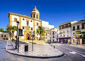Ronda, Spain at The Merced Carmelite Convent.