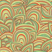 Abstract seamless pattern.Vector