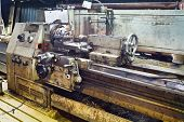 Bench Metal Lathe Machine
