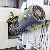 Electric Motor Industrial Machine