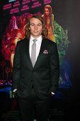 LOS ANGELES - DEC 10:  Jordan Christian Hearn at the