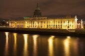 Постер, плакат: Dublin Custom House