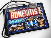 picture of genital  - Adnexitis  - JPG