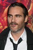 LOS ANGELES - DEC 10:  Joaquin Phoenix at the