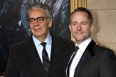 LOS ANGELES - DEC 9:  Howard Shore, Billy Boyd at the
