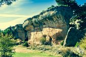 The Ciudad Encantada (enchanted City), Cuenca (spain)