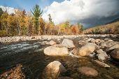 Pemigewasset River at Loon Mountain.