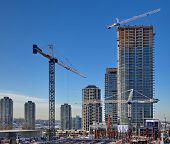 New Consnruction in Burnaby city