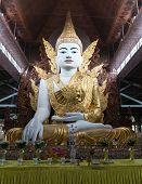 Chaukhtatgyi Paya & Ngahtatgyi Paya, The Landmark Of Yangon City Centre, Yangon, Myanmar