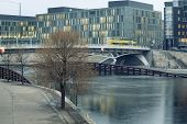 Постер, плакат: Spree In Berlin