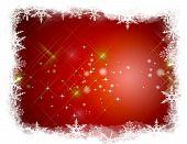 Happy new year,  Illustration Christmas Background, Chrismas Card