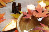 Autumn Leaves Aroma Bowl