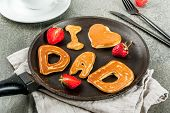 Pancakes For Fathers Day poster