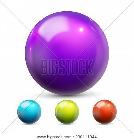 Sphere Ball Vector Orb Shining