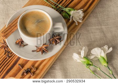 A Cup Of Espresso Cinnamon
