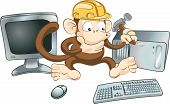 Construction Monkey