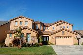 Upscale House In California