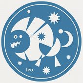 sign of the zodiac Leo
