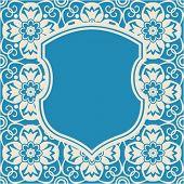 decorative escutcheon