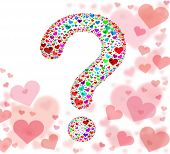 Heart in question