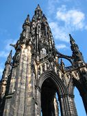 stock photo of william wallace  - wallace memorial - JPG