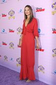 BURBANK - NOV 10: Alessandra Ambrosio at the premiere of Disney Channels' 'Sofia The First: Once Upon a Princess' at Walt Disney Studios on November 10, 2012 in Burbank, California