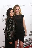 NEW YORK-NOV 12: Vanessa Carlton and Julia Stiles attend the premiere of