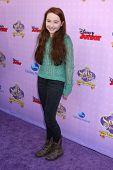 LOS ANGELES - NOV 10:  Sabrina Carpenter arrives at the