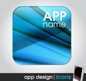 app icon for mobile devices