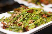 Chinese Chuan Dish