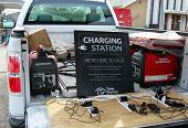 Mobile charging station