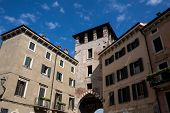 Old Buildings In Verona