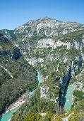 Canyon du Verdon,Verdon Gorge,South of France