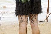 Maori Legs