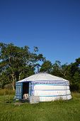 pic of nomads  - Yurt  - JPG