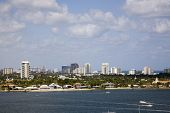 Ft. Lauderdale Skyline