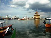 atmosphere tanjung mas harbour