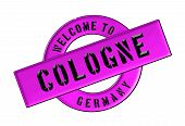 Welcome To Cologne