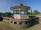 victorian bandstand