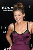 LOS ANGELES - AUG 7:  Stana Katic arrives at the