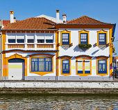 Houses Of Aveiro